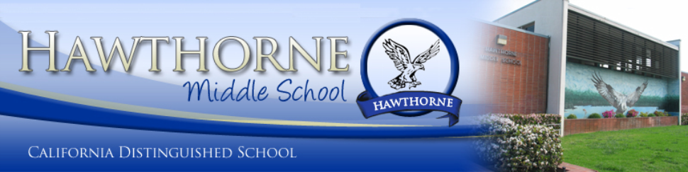 Hawthorne Middle School Home
